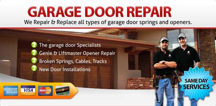 Garage door repair Laguna Woods